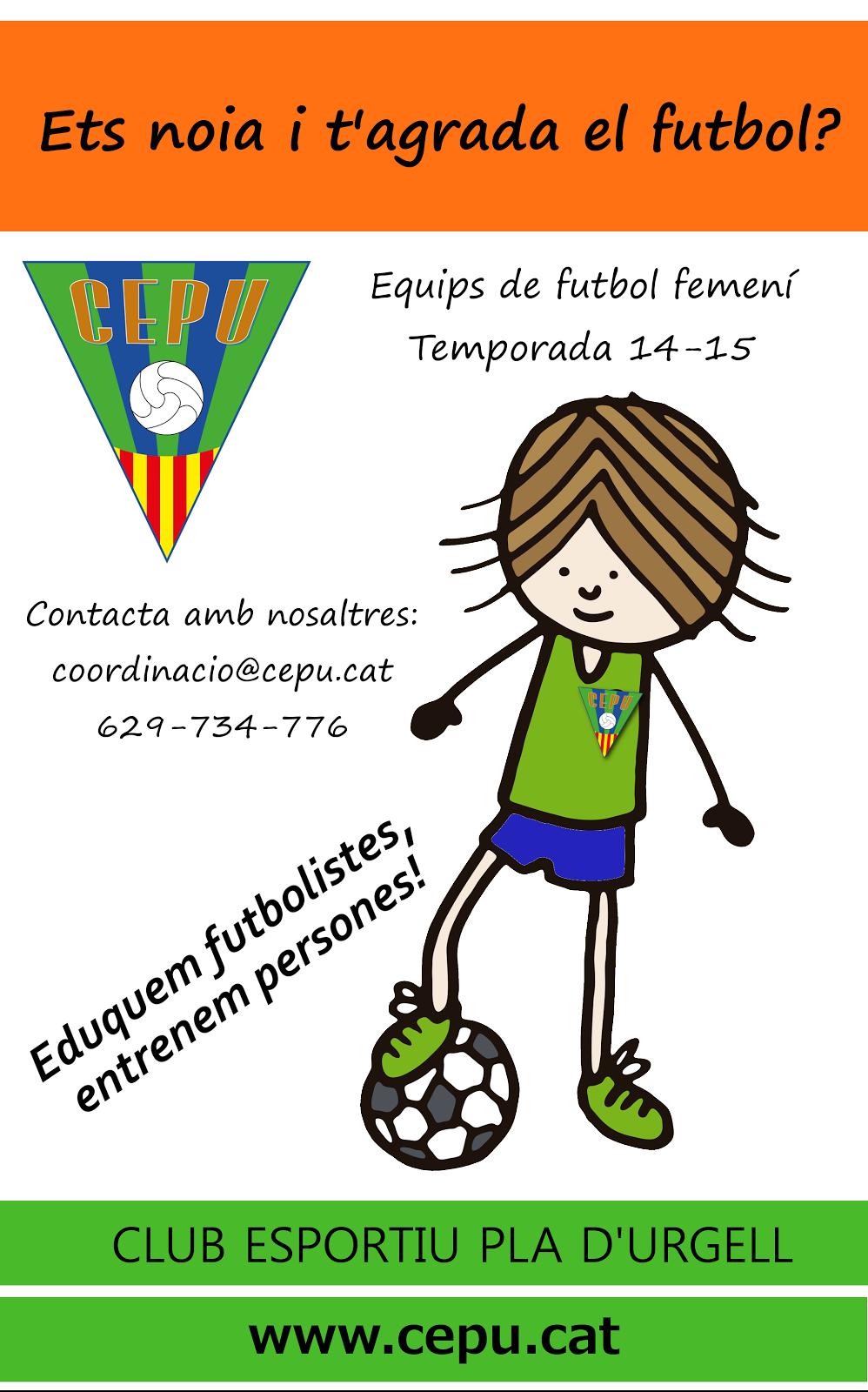Info Futbol Femení