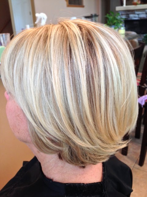 ... : Hair Color Specialist: Precision Blonde Highlights - Charlotte, NC