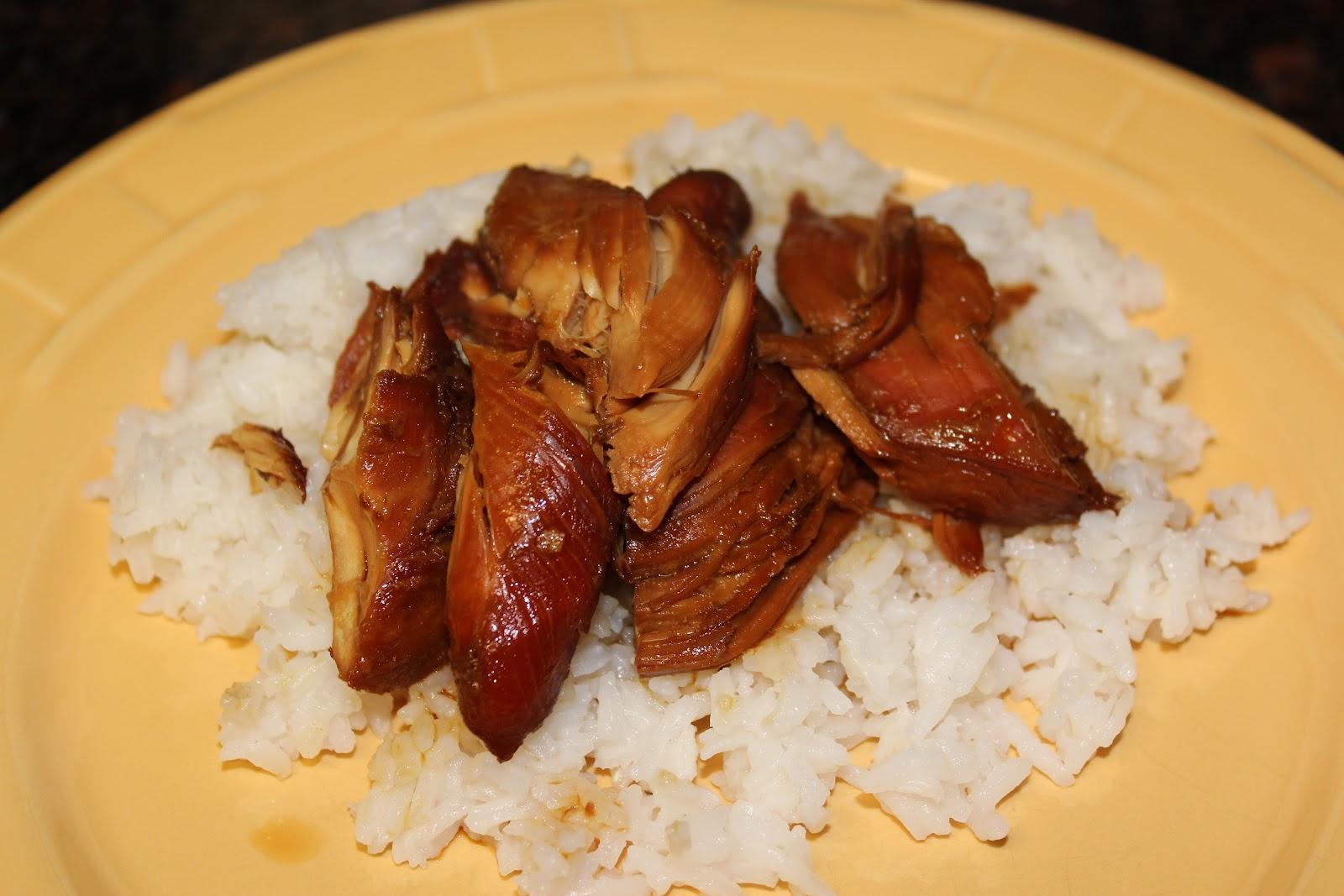 s tasty creations crock pot teriyaki chicken