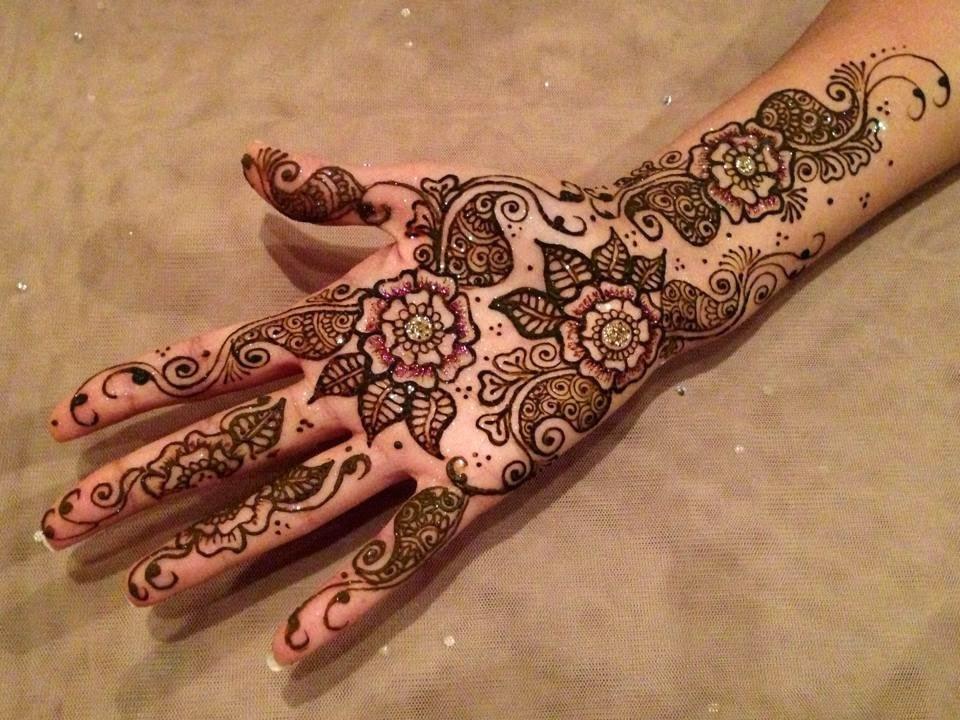 Beautiful Arm Mehndi Designs : Niepowtarzalne wzory mehndi sierobi pl