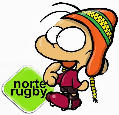 Luca en Norte Rugby