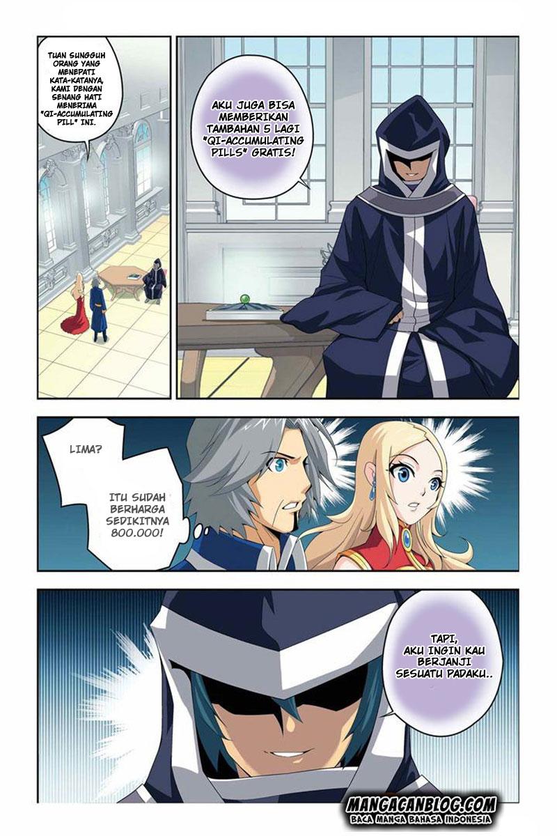 Battle Through Heaven Chapter 16-2