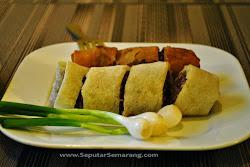 Pesta Kuliner ala Semarang di Loenpia Jazz '15