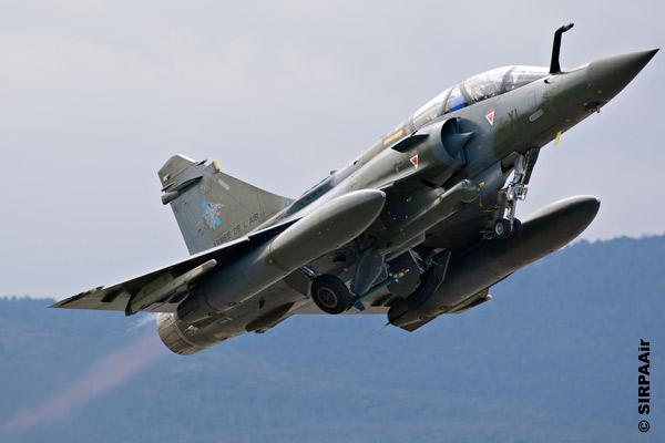 كل واحد يخبرنا ايش المقاتلات الحربيه التي ستشتريها دولته خلال 4 او 8 سنوات   - صفحة 3 Mirage+2000D