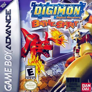 Download Digimon Battle Spirit (English) Gameboy Advanced