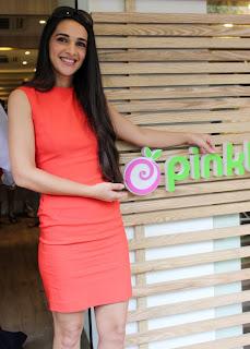 Tara Sharma Photos At Pinkberry Launch