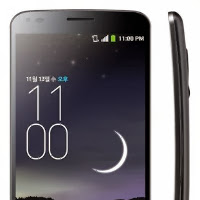 LG G Flex Global Announcement