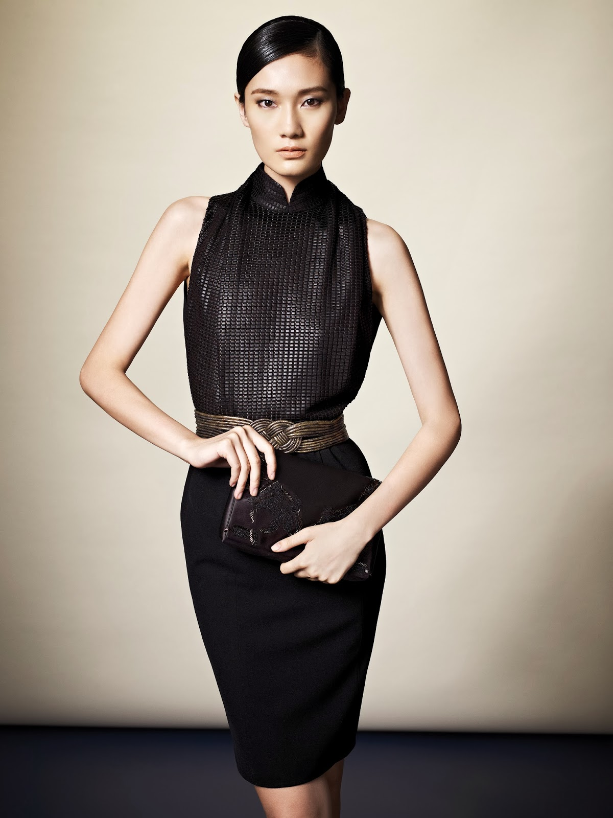 Modern mandarin dress luxe fashion boutique page 12