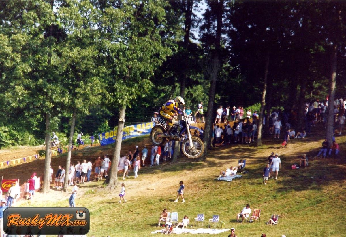 Ty Wallace Budds Creek 1997