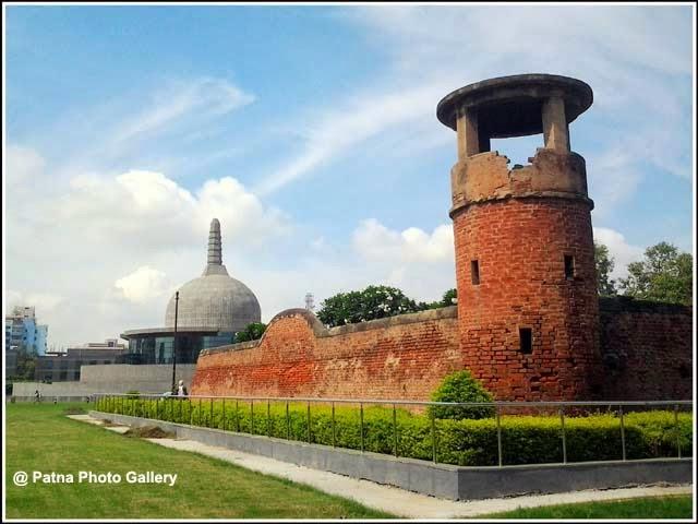 Buddha Smriti Park Bankipur Jail