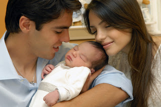 Ricardo kaka and his wife