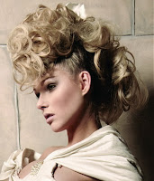 Anne Veck Hairstyles