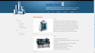 Web Soretrac