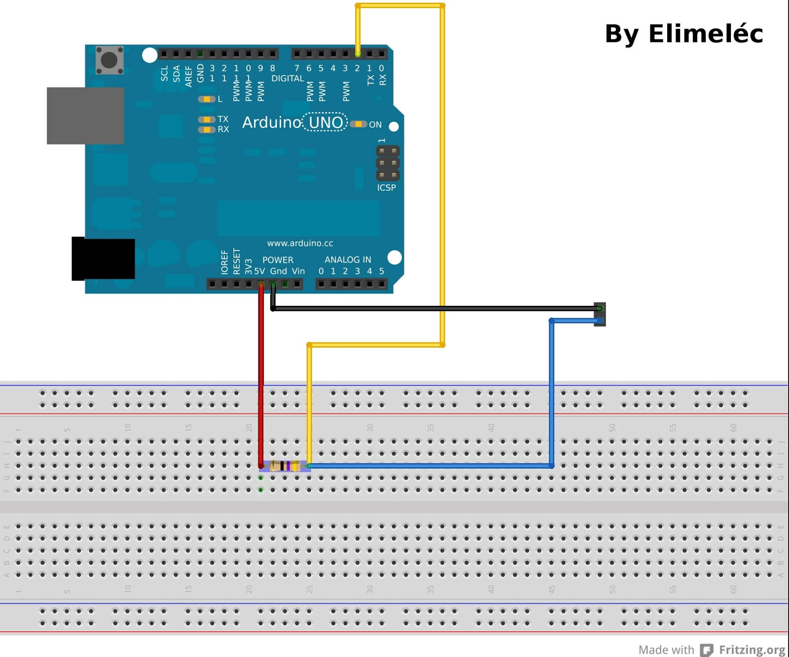Elimeléc\'s Arduino Projects: Read Dallas iButton Arduino