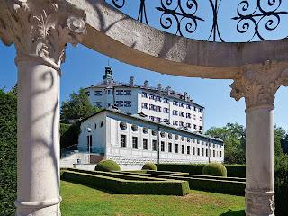 Ambras Castle Inssbruck (photo credit: www.insbruck.info)