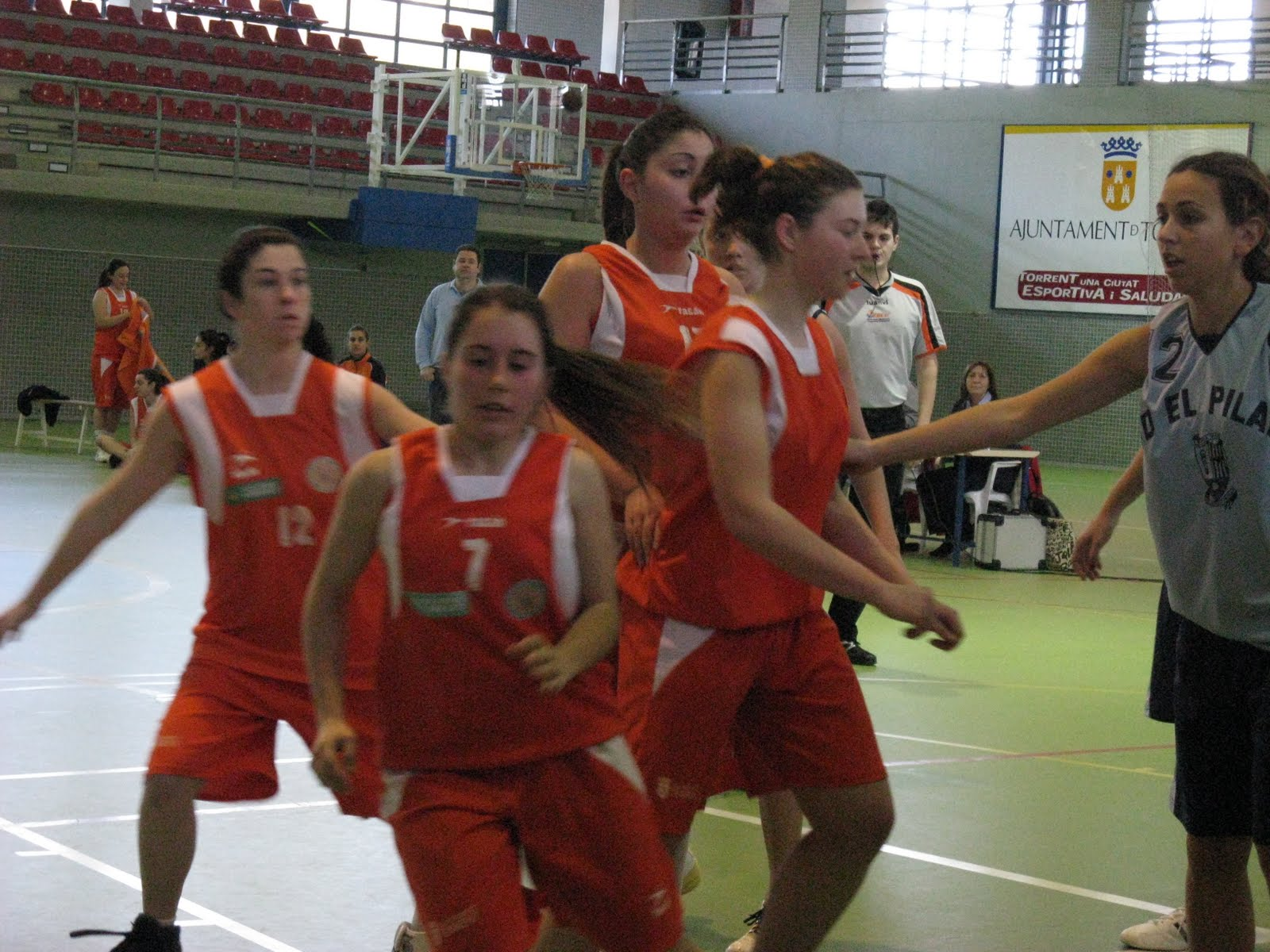 UBF Torrent: Resultados Jornada 13/02/11