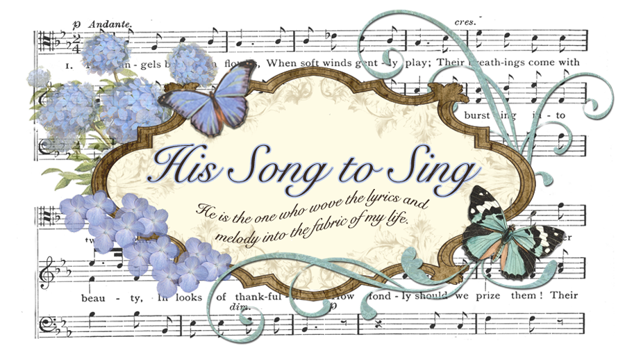 His Song to Sing