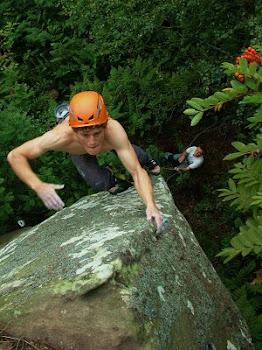 The Jungle Drum - Danby Crag