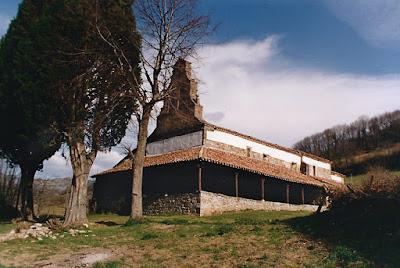 Santuario de Santa María de Bendueños