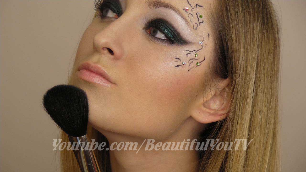Makeup Ideas » Dark Angel Makeup - Beautiful Makeup Ideas and ...
