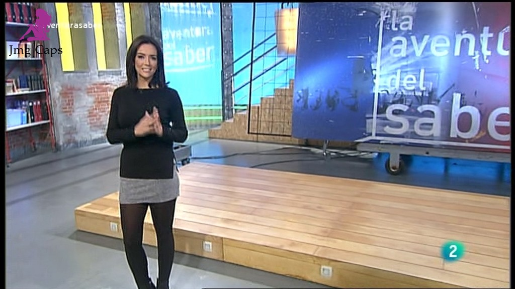 MARIA JOSE GARCIA, LA AVENTURA DEL SABER (12.11.15)