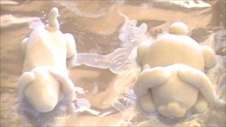 Easy Homemade Dough Clay examples