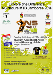 NS Nature MTB Jamboree 2014 - 24 August 2014