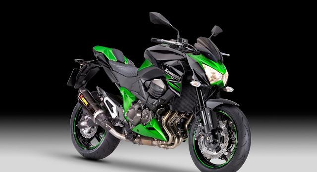 Kawasaki Z800 full specifications