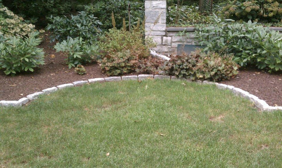 Rock hard artscape designs garden brick edging - Landscaping bricks for edging ...
