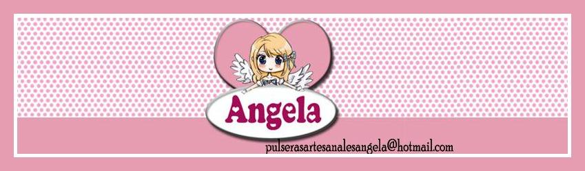Pulseras Artesanales Angela