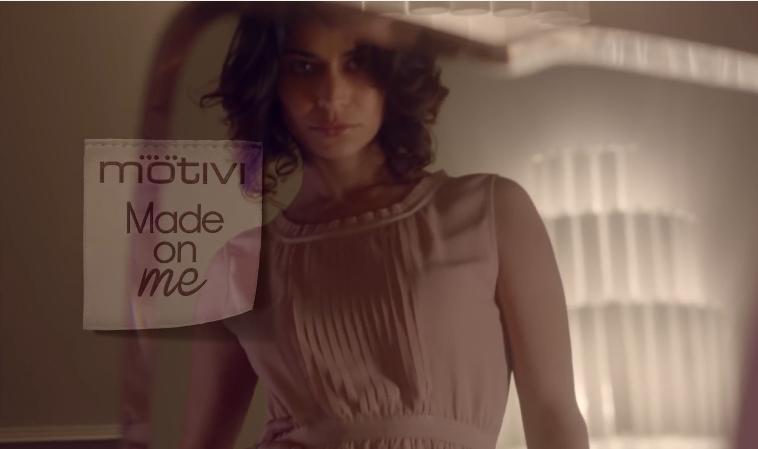 Canzone pubblicità Motivi Aprile 2015, made on me - tu che sei diversa
