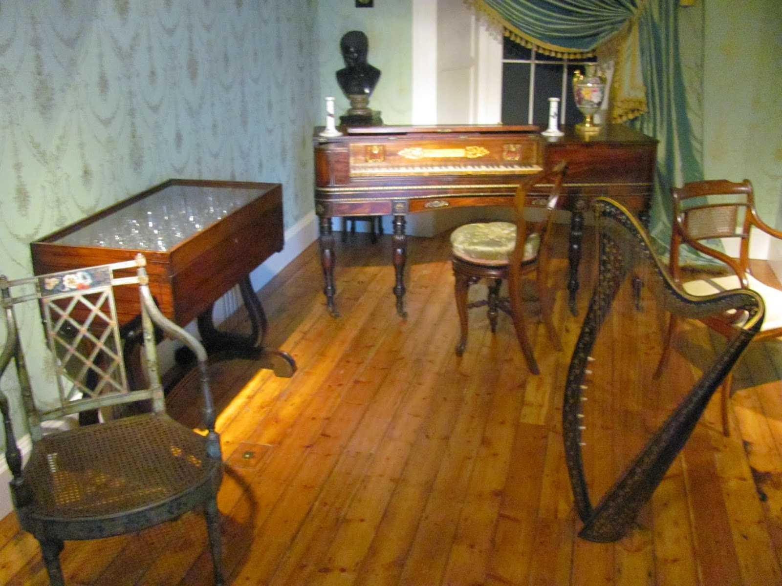 Victorian Music Room