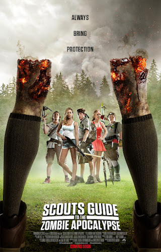 Scouts Guide to the Zombie Apocalypse (BRRip 720p Dual Latino / Ingles) (2015)