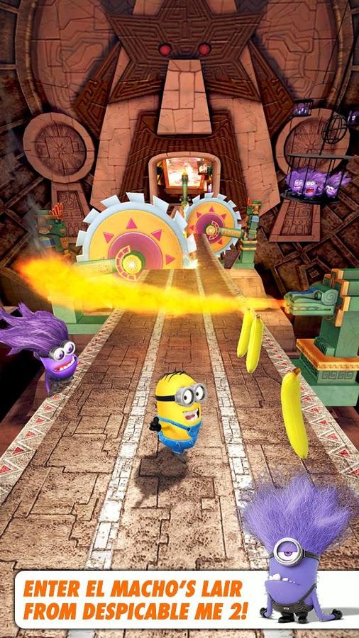 Despicable Me Minion Rush Apk Despicable Me Mo...