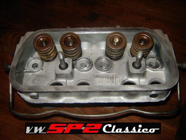 Restauração motor do Volkswagen SP2_9