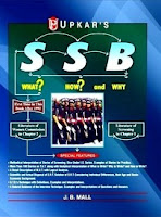 ssb interview book JB Mall