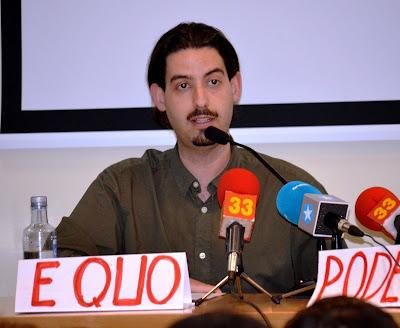 imagen de Ivan, de EQUO Madrid Ciudad Sur