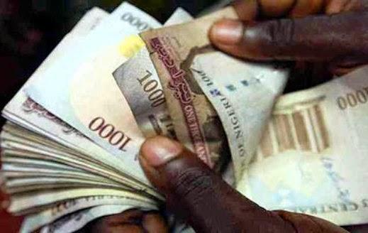 Naira Loses N3 Against Dollar At Bureaux De Change