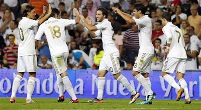 Real Madrid 6 - 2 Rayo Vallecano (2)