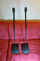 Bose Acoustimass 5 speaker stands