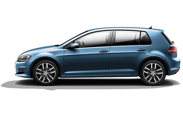 VW Golf Highline 1.4 Flex 2016