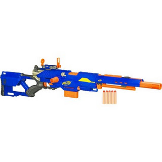 it 39 s nerf or nothing brazil nerf longshot vs nerf longstrike. Black Bedroom Furniture Sets. Home Design Ideas