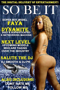 Faya Dynamite Cover Model On SO BE IT Magazine