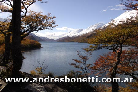 Lago del Desierto - El Chaltén - Patagonia - Andrés Bonetti