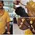 Baju Di PerbuatDari Emas Bernilai US $250 Ribu