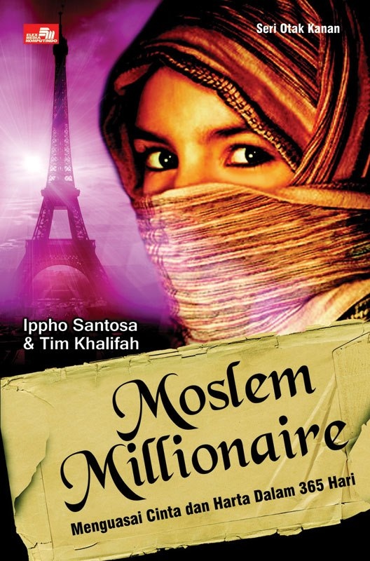 Review Resensi Buku Moslem Millionaire