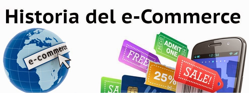 Historia del e-commerce