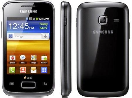 Gambar Samsung Cham Duos