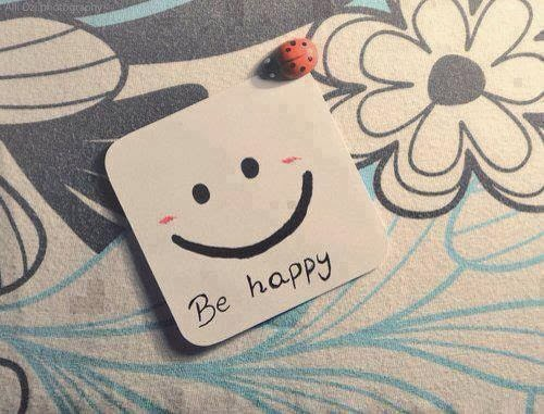 be happy always