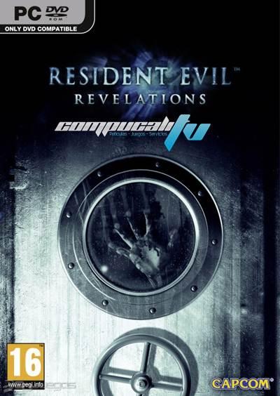 Resident Evil Revelations PC Full Español FLT 2013